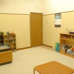 プレイルーム(遊戯療法室)